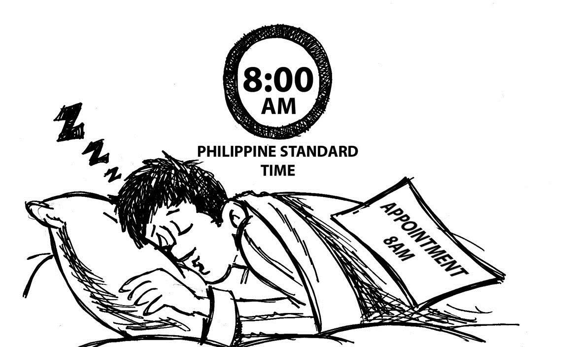 Filipino Time