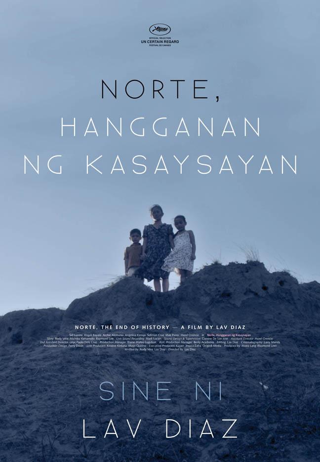 Norte, Hangganan ng Kasaysayan