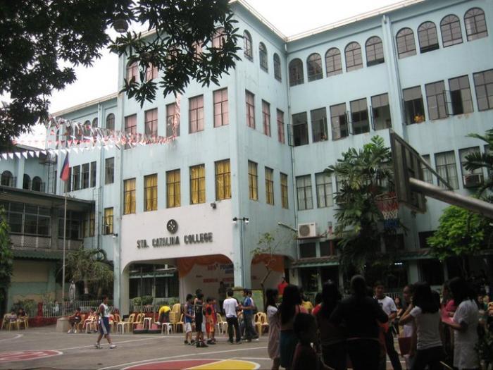 Santa Catalina College