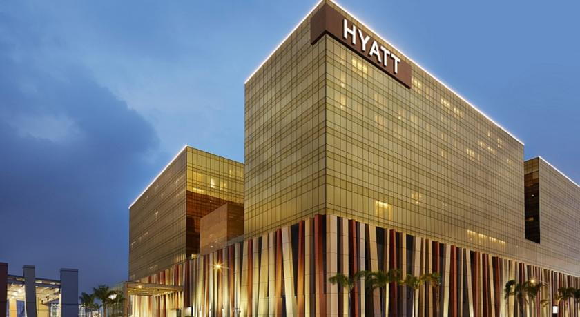 Hyatt City of Dreams - Manila