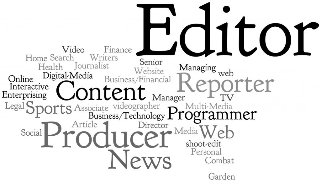 Journalist Editor