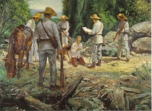 Assassination of Bonifacio