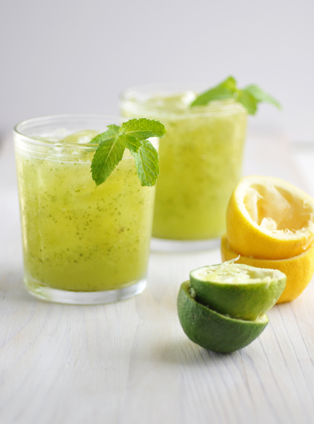 Citrus Cucumber Cooler