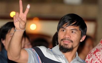 Manny Pacquiao Tax-Exemption Bill