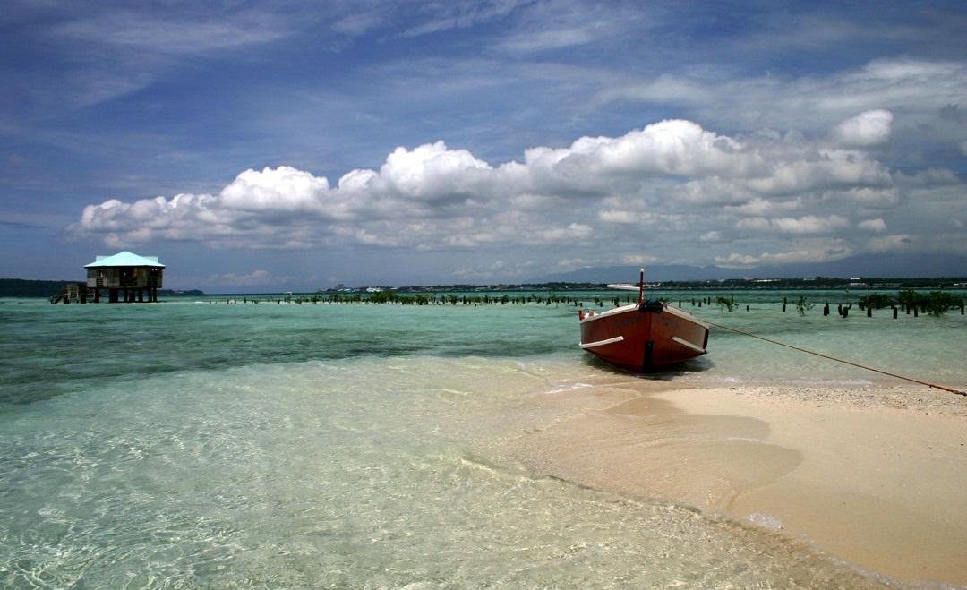 Vanishing Island, Samal