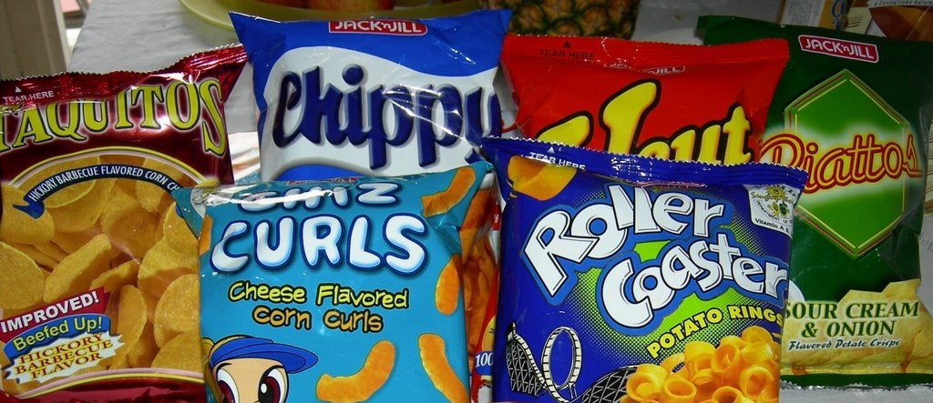 Philippine-Made Chips and Snacks