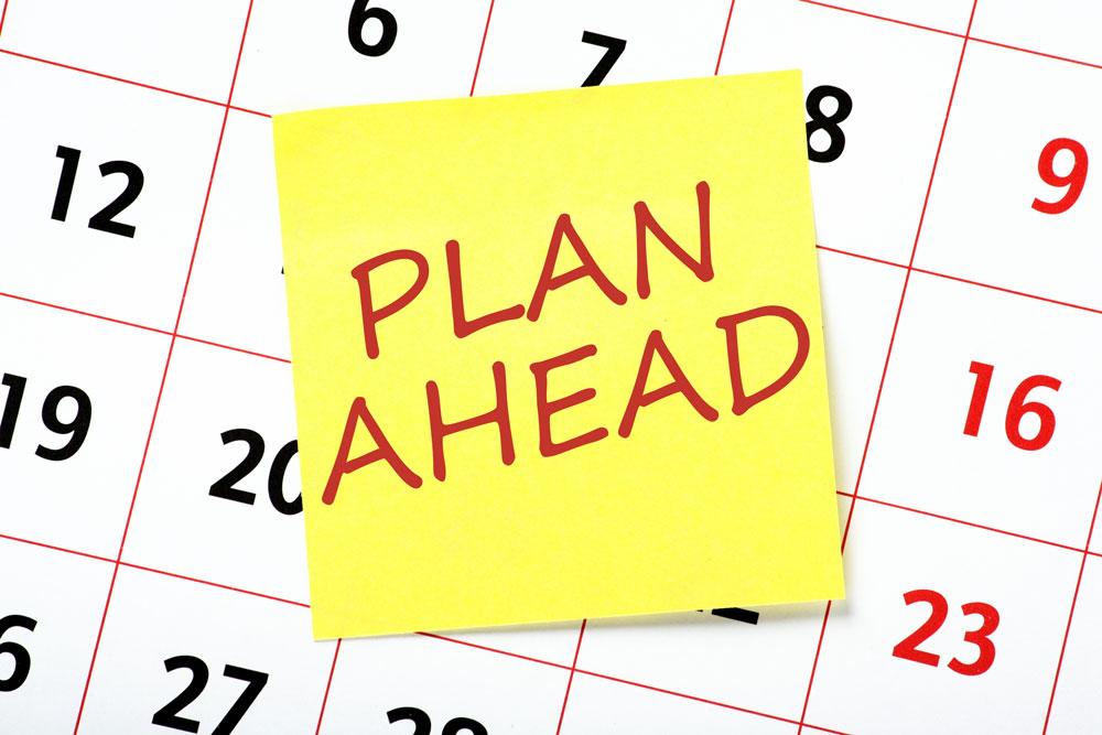 Plan-Ahead