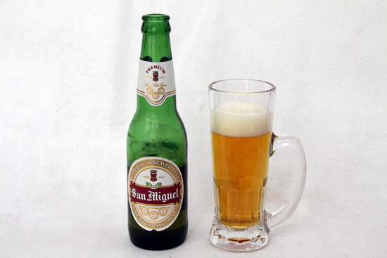 San Miguel Premium All-Malt Beer