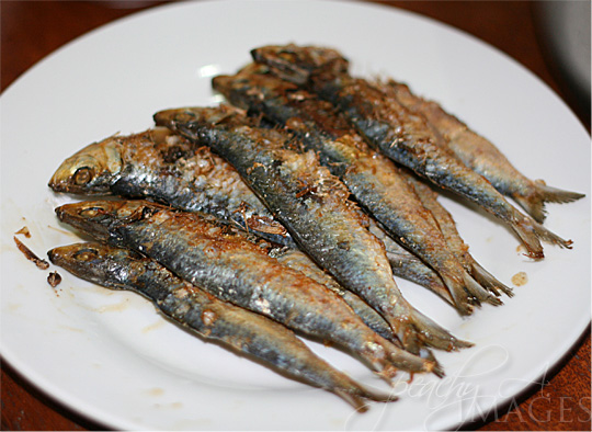 Tuyo dried fish