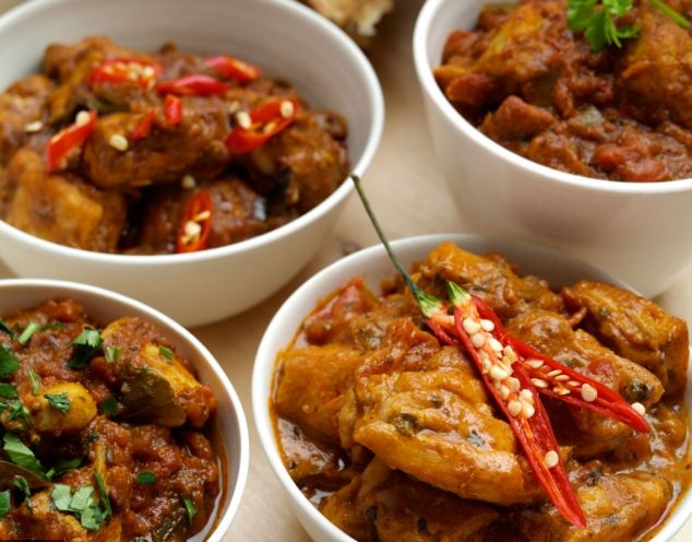 Hot & Spicy Food