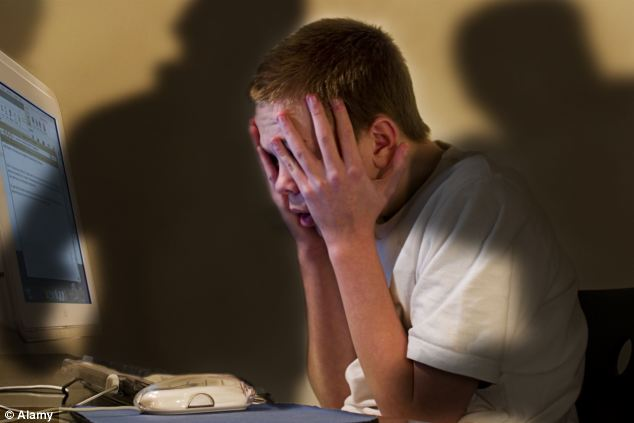 Mobile Device Addiction Poses Cyber Bullying Risks