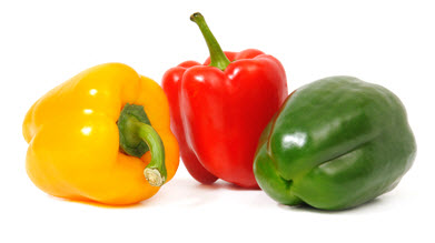 Bell Pepper Sweet Pepper