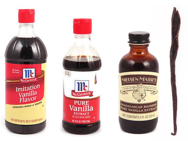 Artificial Vanilla Flavoring