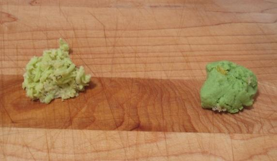 Commercial Wasabi or Western Wasabi