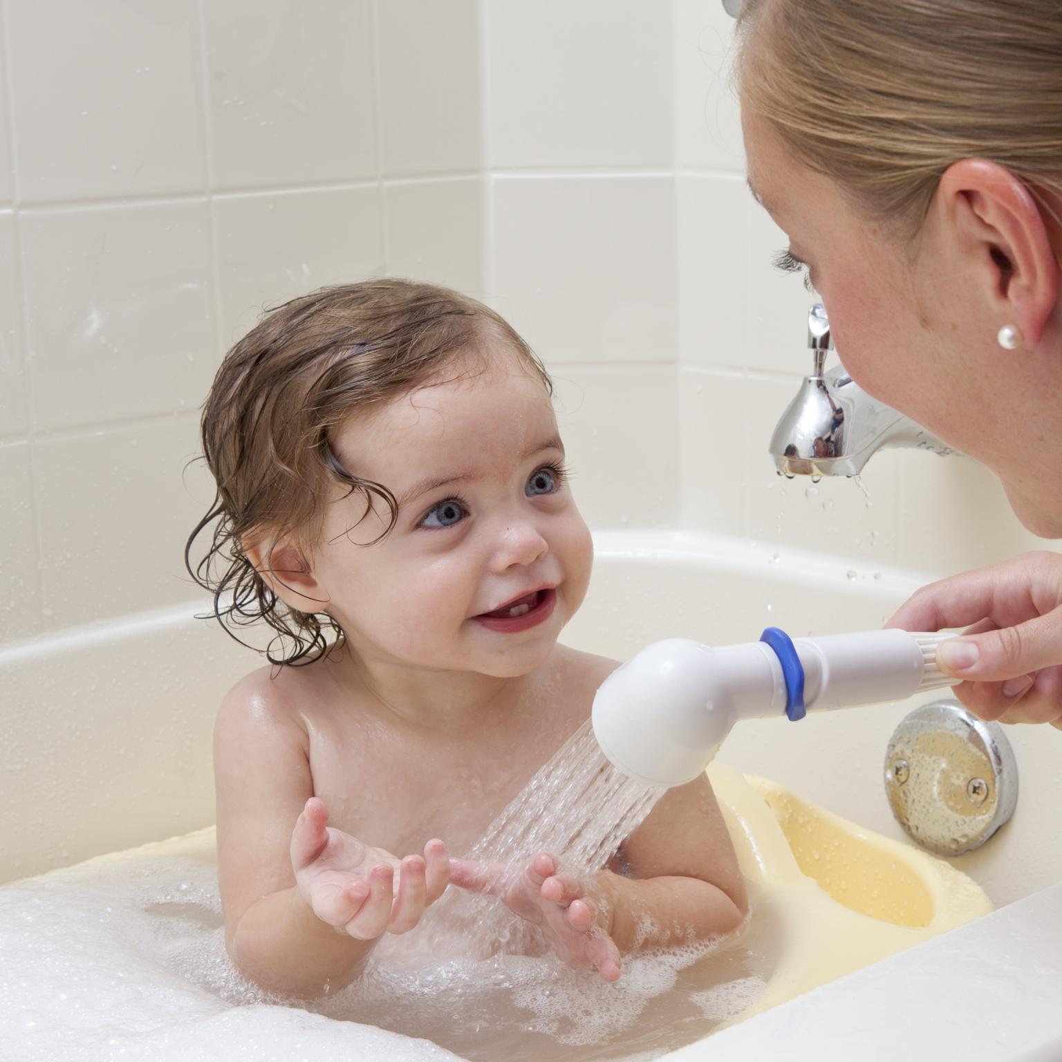 Give Them a Calming Night Bath
