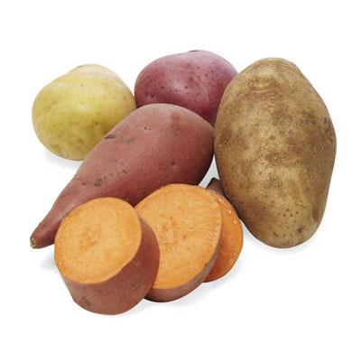 Potato Sweet Potato