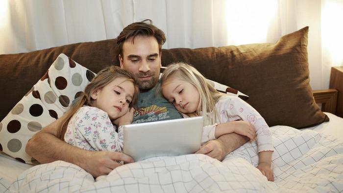 Read Them a Good Bedtime Story